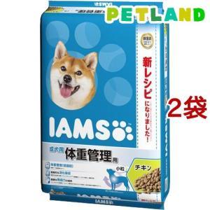 アイムス 成犬用 体重管理用 チキン 小粒 ( 12kg*2コセット )/ アイムス ( ドッグフード )|petland
