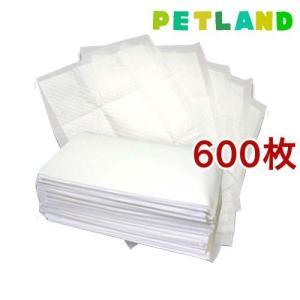ペットシーツ ワイド 薄型 ( 150枚入*4コセット )/ オリジナル ペットシーツ|petland