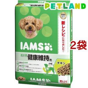 アイムス成犬用健康維持用チキン小粒 ( 8kg*2コセット )/ アイムス ( ドッグフード )|petland