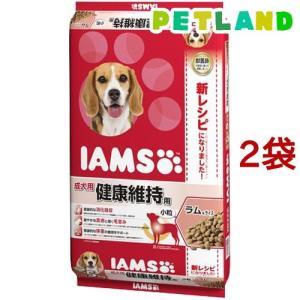 アイムス 成犬用 健康維持用 ラム&ライス 小粒 ( 5kg*2コセット )/ アイムス ( ドッグフード )|petland