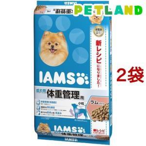 アイムス 成犬用 体重管理用 ラム&ライス 小粒 ( 5kg*2コセット )/ アイムス ( ドッグフード )|petland
