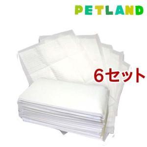 ペットシーツ ワイド 厚型 せっけんの香り ( 50枚入*6コセット )/ オリジナル ペットシーツ|petland