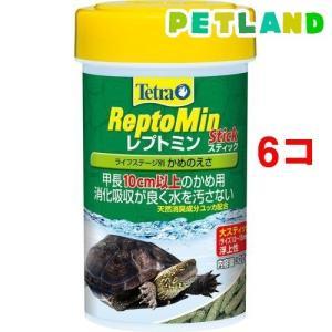テトラ レプトミン スティック ( 20g*6コセット )/ Tetra(テトラ)|petland