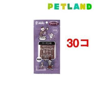 グルーミー ねこちゃんのおやつ サーモン味 ( 20g*30コセット )/ グルーミー petland