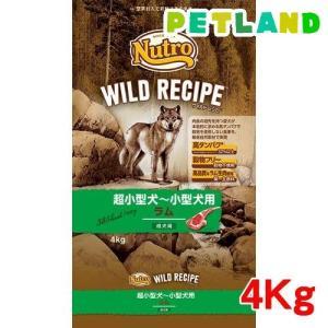 ニュートロ ワイルドレシピ 成犬用 ラム ( 4Kg )/ ニュートロ|petland