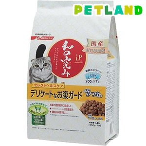 JPスタイル和の究み猫用セレクトヘルスケアデリケートなお腹ガード ( 1.4kg )/ ジェーピース...