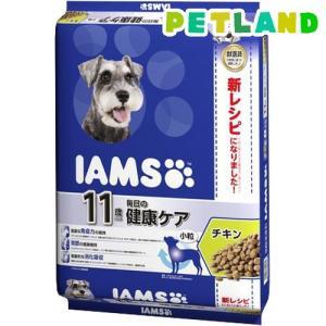 アイムス 11歳以上用 毎日の健康ケア チキン 小粒 ( 8kg )/ アイムス ( ドッグフード )|petland