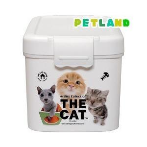 ザ・キャット フードボックス Sサイズ ( 1コ入 )/ ザ キャット(THE CAT)|petland