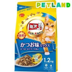 ミオ ドライミックス かつお味 ( 1.2kg )/ ミオ(mio)