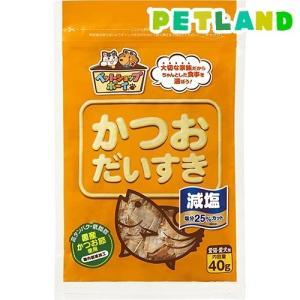 減塩 かつおだいすき ( 40g )|petland