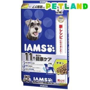 アイムス 11歳以上用 毎日の健康ケア チキン 小粒 ( 5kg )/ アイムス ( ドッグフード )|petland