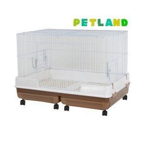うさぎのカンタンおそうじケージ ワイドB MR-999 ( 1台 )|petland