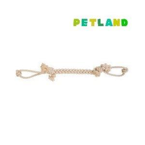 アドメイト ナチュラルコットンロープ Mサイズ ( 1コ入 )/ アドメイト(ADD.MATE) ( 犬 おもちゃ )
