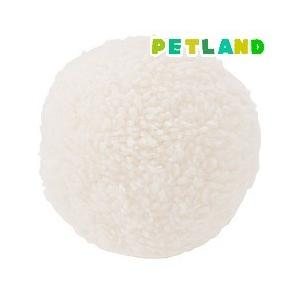 アドメイト マシュマロボール ホワイト ( 1コ入 )/ アドメイト(ADD.MATE) ( 猫 おもちゃ ボール )