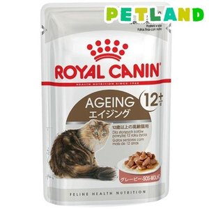 ロイヤルカナン フィーラインヘルスニュートリションウェット エイジング +12 ( 85g )/ ロイヤルカナン(ROYAL CANIN) ( キャットフード ウェット )