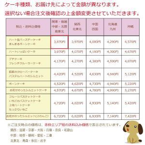 犬用ケーキ Lovina(ロビナ) いちごのバスケットケーキ お誕生日に プレゼントに|petnext|04