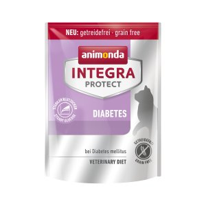 INTEGRA(R) PROTECT糖尿ケアは、糖尿病を患うネコのため特別に開発されています。食物摂...