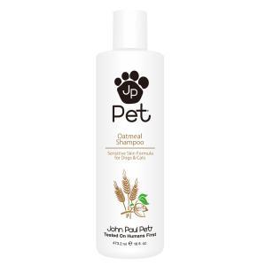 犬用 猫用 シャンプー John Paul Pet ジョン・ポール・ペット オートミールシャンプー 473.2ml 保湿 敏感肌 乾燥肌|petrry