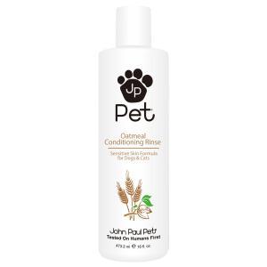 犬用 猫用 リンス John Paul Pet ジョン・ポール・ペット オートミールリンス 473.2ml 保湿 敏感肌 乾燥肌 petrry