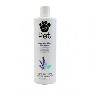 犬用 猫用 シャンプー John Paul Pet ジョン・ポール・ペット ラベンダーミントシャンプー 473.2ml petrry