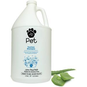 犬用 猫用 シャンプー John Paul Pet ジョン・ポール・ペット 目にしみないシャンプー ガロンサイズ 3.78L 低刺激 デリケート 敏感肌 petrry