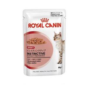 フィーラインヘルスニュートリション インスティンクティブ 健康的な成猫用 85g×12