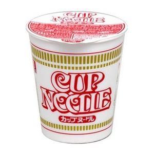 日清食品 カップヌードル 77gの商品画像