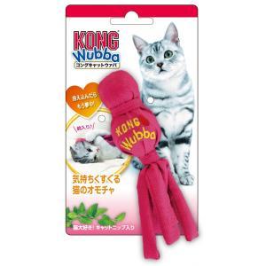 ねこオモチャ 猫おもちゃ コングキャットウァバ     |petslove