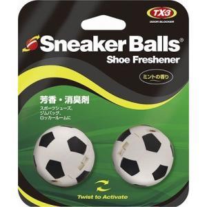 ミューラー(MUELLER) スニーカーボール サッカーボール 芳香・消臭剤(ミント)|petslove