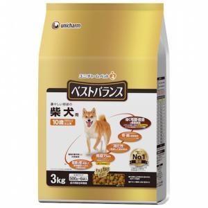 ベストバランス カリカリ仕立て 柴犬用 10歳以上用 3kg|petslove