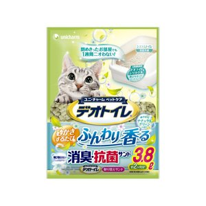デオトイレふんわり香る消臭・抗菌サンドG3.8L