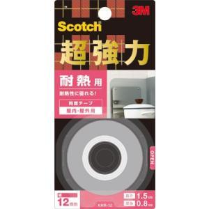 3M 超強力両面テープ    耐熱用 KHR−12|petslove