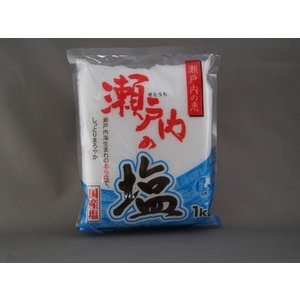 塩楽  瀬戸内の塩(国産塩)  1kg|petslove