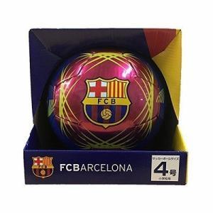 FCB(FCバルセロナ) サッカーボール4号|petslove