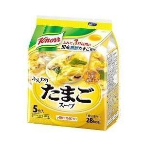 クノール ふんわりたまごスープ ( 5食入 )|petslove