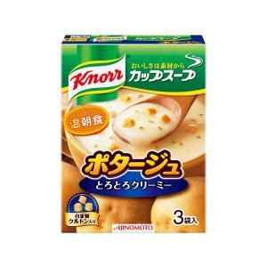 「クノール? カップスープ」ポタージュ(3袋入)|petslove
