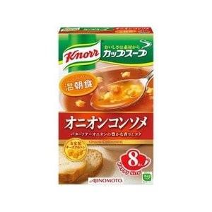 クノール カップスープ オニオンコンソメ ( 8袋入 )|petslove