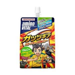 アミノバイタル ゼリー ガッツギア りんご味 250g
