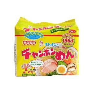 イトメン チャンポンめん(5食入)|petslove