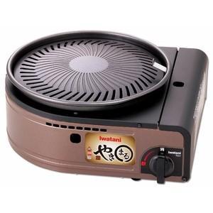 本格焼肉 簡単焼肉 焼肉 コンロ イワタニ スモークレス焼肉グリル やきまる CB-SLG-1 カセットコンロ|petslove
