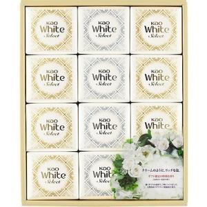 花王ホワイトセレクト 上品な白い花束の香り 85g×12コ K・WS-20|petslove