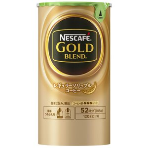 ネスカフェ ゴールドブレンド エコ&システムパック 105g|petslove
