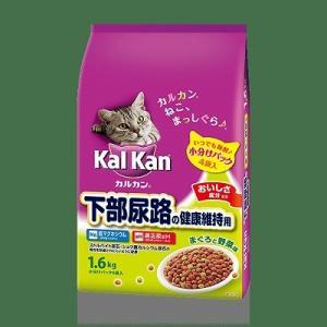 カルカン下部尿路 健康維持用(まぐろと野菜) 1.6kg|petslove
