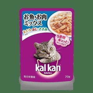 KK お魚・お肉ミックス   70g|petslove