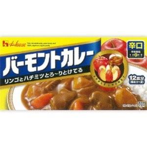 ハウス食品 バーモントカレー 辛口 230g