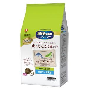 メディコート<アレルゲンカット>魚&えんどう豆蛋白 1歳から 成犬用 3kg(500g×6)