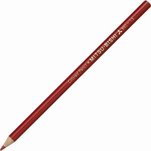 三菱 色鉛筆単色880 赤       |petslove