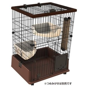 【猫ちゃんサークル】necoco 仔猫からのしつけにもぴったりな キャットルームサークル【同梱不可】 petslove