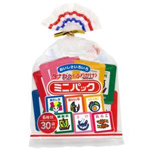 田中食品 ミニパック 30袋入(2.5g×30P) ふりかけ タナカのふりかけ ごはん お弁当 詰め...