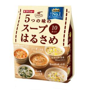 ダイショー 5つの味のスープはるさめ 10食入|petslove